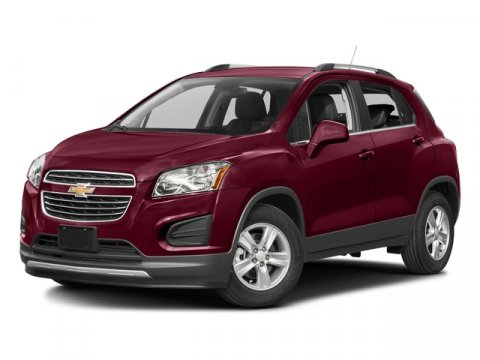 2016 Chevrolet Trax LT Blaze RedJet Black V4 14L Automatic 0 miles  Turbocharged  Front Whee