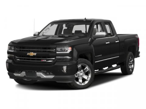 2016 Chevrolet Silverado 1500 LTZ BlackJet Black V8 53L Automatic 2 miles The Silverado is th