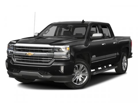 2016 Chevrolet Silverado 1500 High Country BlackSaddle V8 53L Automatic 5 miles The Silverado
