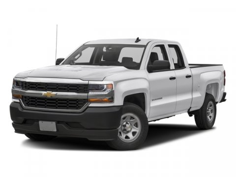 2016 Chevrolet Silverado 1500 Silver Ice MetallicDark Ash with Jet Black Interior Accents V6 43