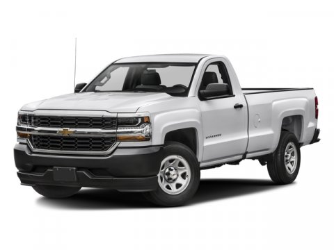 2016 Chevrolet Silverado 1500 C1500 1WT Summit White V6 43L Automatic 0 miles  TRANSMISSION-A
