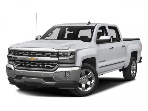 2016 Chevrolet Silverado 1500 LTZ Summit WhiteJet Black V8 53L Automatic 5 miles The Silverad