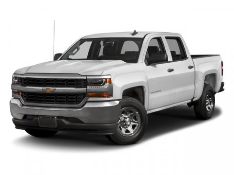 2016 Chevrolet Silverado 1500 LS White V6 43L Automatic 4088 miles New Accessories and color