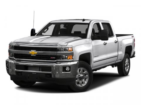 2016 Chevrolet Silverado 2500HD LTZ BlackJET BLACK PERF LEATHER V8 60L Automatic 5 miles  SEA