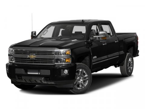 2016 Chevrolet Silverado 2500HD High Country BLACK V8 60L Automatic 12 miles  GVW RATING - 9