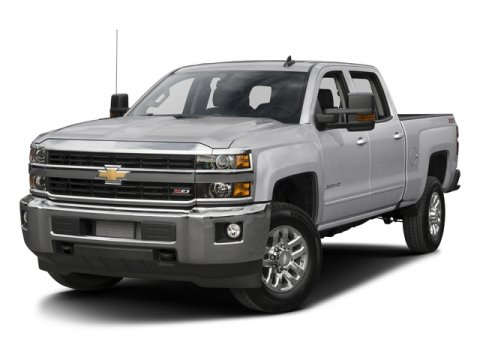 2016 Chevrolet Silverado 2500HD LT Black V8 60L Automatic 10 miles  CREDIT - APPLE CARPLAY
