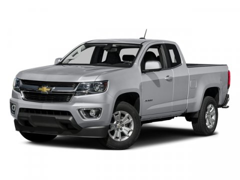 2016 Chevrolet Colorado 2WD WT Cyber Gray MetallicJet BlackDark Ash V4 25L  1 miles  Rear Wh