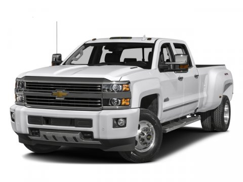 2016 Chevrolet Silverado 3500HD High Country Summit WhiteLEATHER V8 66L Automatic 14 miles  P