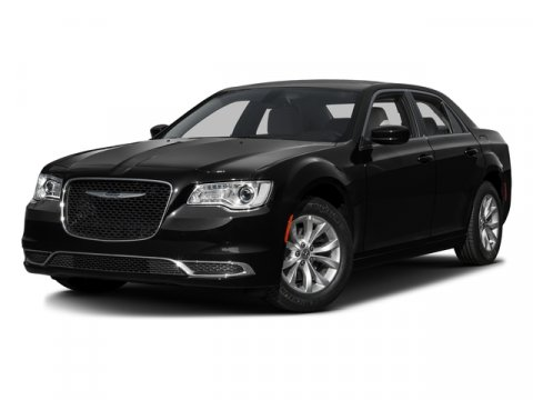 2016 Chrysler 300 Limited Gloss BlackLEATHER V6 36 L Automatic 1 miles  Rear Wheel Drive  Po