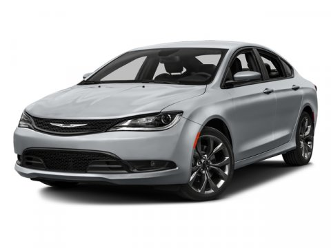 2016 Chrysler 200 S black V4 24 L Automatic 1 miles Rebates include 1500 California BC Retai