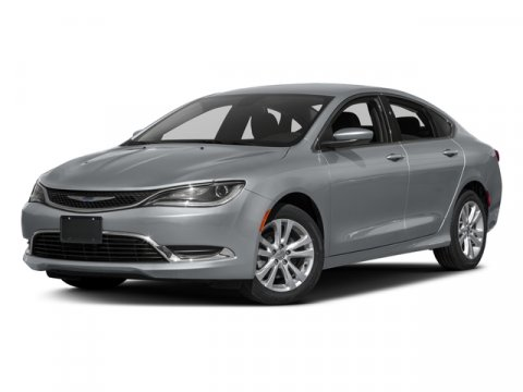 2016 Chrysler 200 Limited Granite Crystal Metallic ClearcoatA5X9 V4 24 L Automatic 6 miles Bu