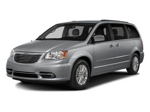 2016 Chrysler Town  Country Touring Granite Crystal Metallic ClearcoatBlackLight Graystone V6