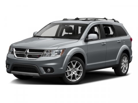 2016 Dodge Journey RT Granite Crystal Metallic Clearcoat V6 36 L Automatic 10 miles Though p