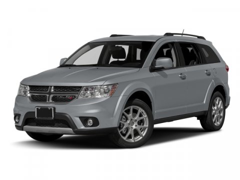 2016 Dodge Journey SXT White V6 36 L Automatic 38460 miles Boasts 26 Highway MPG and 19 City