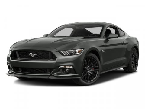 2016 Ford Mustang GT Premium Shadow BlackEbony V8 50 L Manual 8 miles  CALIFORNIA SPECIAL -in
