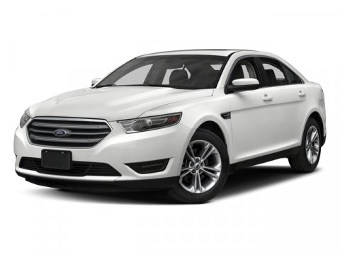 2016 Ford Taurus SEL White Platinum Metallic Tri-CoatJw Leather Seating Charcoal Black V6 35 L