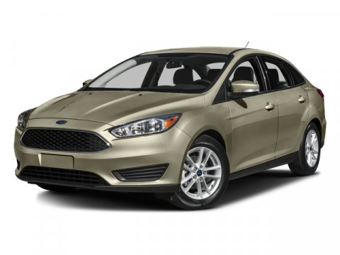2016 Ford Focus SE Oxford WhiteFw Leather-Trim Bucket Seats Charcoal Black V4 20 L Automatic 1
