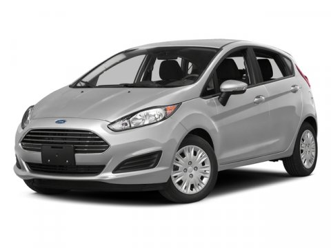 2016 Ford Fiesta S Oxford WhiteCharcoal Black V4 16 L Automatic 4 miles Welcome to San Leandr