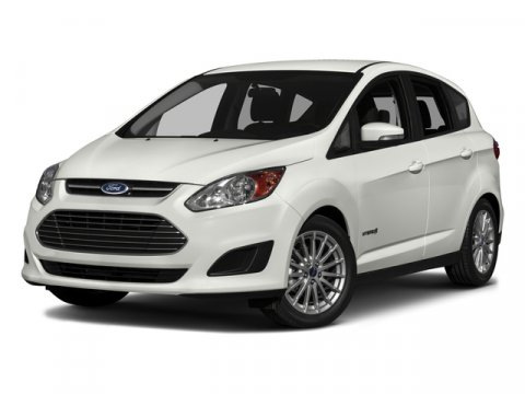 2016 Ford C-Max Hybrid SEL White Platinum Metallic Tri-CoatFL V4 20 L Variable 4 miles The C-