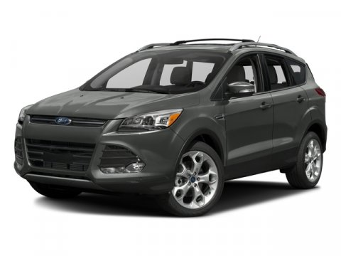2016 Ford Escape Titanium EcoBoost BLACKMedium Light Stone V4 20 L Automatic 0 miles The 2016