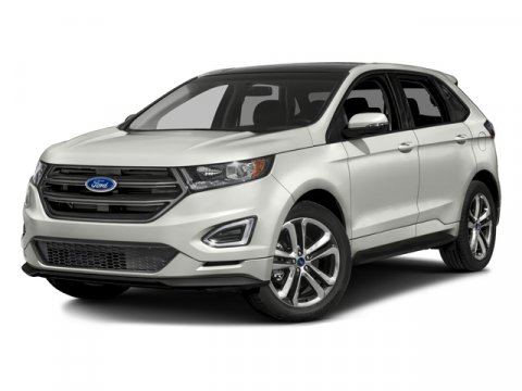 2016 Ford Edge Sport EcoBoost WhiteEbony V6 27 L Automatic 0 miles The all new 2016 Ford Edge