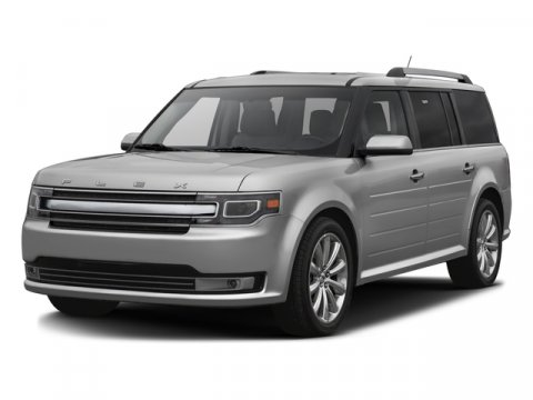 2016 Ford Flex Limited Magnetic MetallicPerforated Lea V6 35 L Automatic 0 miles  Front Wheel