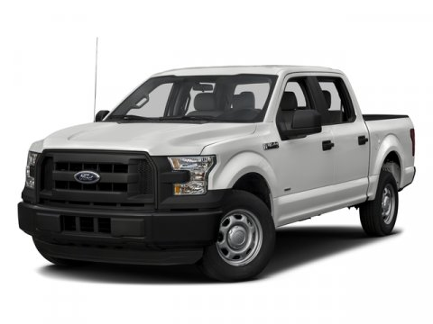 2016 Ford F-150 SilverGray V6 35 L Automatic 8 miles Ford F-150 capability is legendary in th