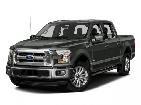 2016 Ford F-150 SuperCrew XLT RWD Bronze Fire MetallicMedium Earth Gray V6 35 L Automatic 1277