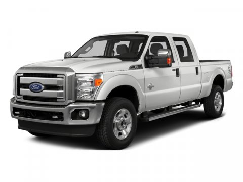2016 Ford Super Duty F-250 SRW Platinum White Platinum Metallic Tri-CoatBlack V8 67 L Automatic