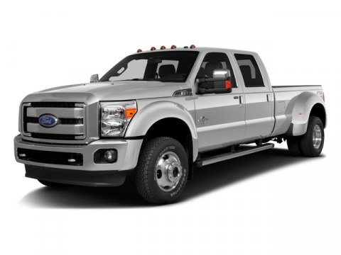 2016 Ford Super Duty F-350 DRW Lariat 4X4 WBEDLINER BLACKH5 V8 67 L Automatic 1 miles You kn