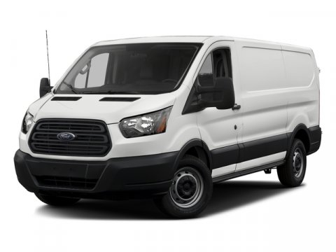2016 Ford Transit Cargo Van T150 Oxford White V6 37 L Automatic 8 miles The 2016 Ford Transit
