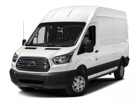 2016 Ford Transit Cargo Van EcoBoost WhitePewter V6 35 L Automatic 0 miles The 2016 Ford Tran