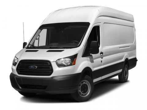 2016 Ford Transit Cargo Van T-350 Oxford WhitePewter V6 37 L Automatic 51 miles We know it wi
