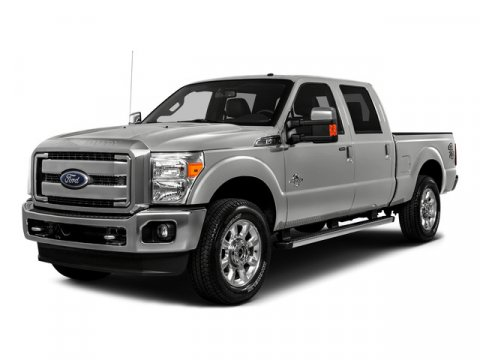 2016 Ford Super Duty F-250 SRW Lariat Magnetic MetallicBlack V8 67 L Automatic 4 miles Welcom