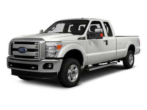 2016 Ford Super Duty F-250 SRW Oxford White6B Leather 402040 Seat Black V8 62 L Automatic 3