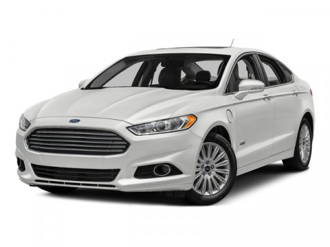 2016 Ford Fusion Energi Titanium Oxford WhiteCw Leather Heated Seating Charcoal Black V4 20 L V