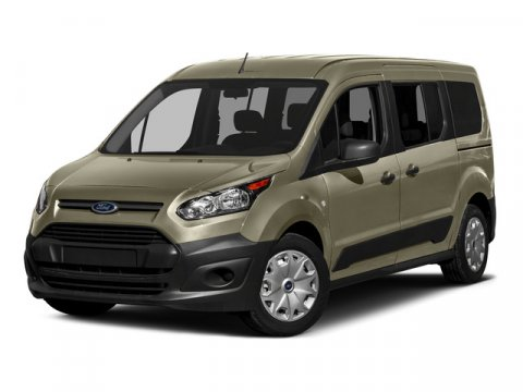 2016 Ford Transit Connect Wagon Titanium Tectonic Silver MetallicMedium Stone V4 25 L Automatic