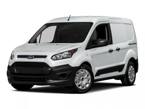 2016 Ford Transit Connect XLT Frozen White V4 25 L Automatic 8 miles With its sleek and styli