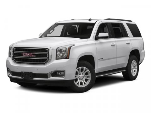 2016 GMC Yukon SLT Quicksilver Metallic V8 53L Automatic 11 miles  SEATS  2ND ROW BUCKET  P