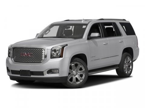 2016 GMC Yukon Denali Onyx Black V8 62L Automatic 11 miles  RUNNING BOARDS  POWER RETRACTABL
