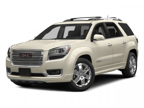 2016 GMC Acadia Denali G1W V6 36L Automatic 24 miles The GMC Acadia personifies a never say n
