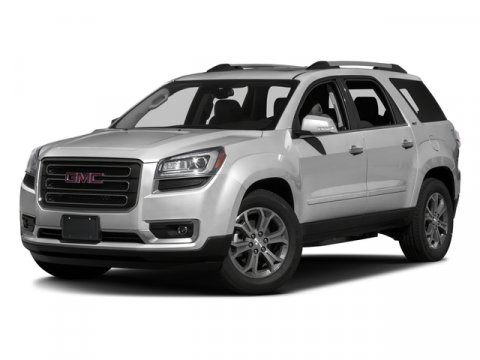 2016 GMC Acadia SLT Red V6 36L Automatic 42422 miles New Price CARFAX One-Owner Clean CARFA