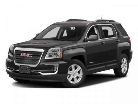 2016 GMC Terrain SLE Onyx Black V4 24L Automatic 20 miles  Front Wheel Drive  Power Steering