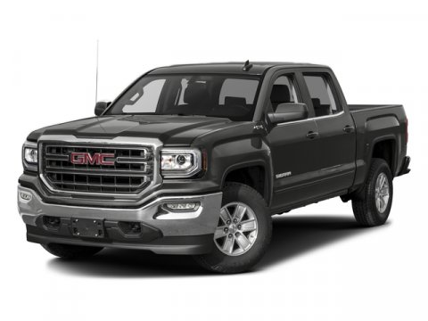 2016 GMC Sierra 1500 SLE Summit White V8 53L Automatic 6 miles  SPRAY-ON BED LINER CREDIT - A