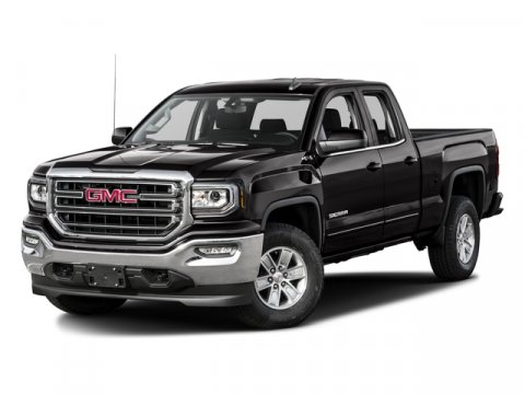 2016 GMC Sierra 1500 SLE Light Steel Gray MetallicDark Ash seats with Jet Black interior accents