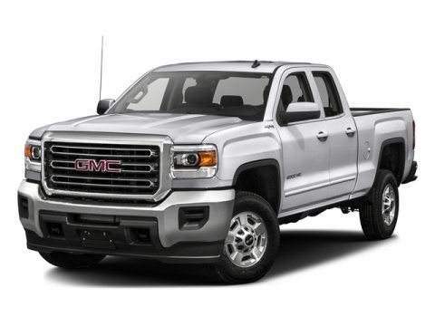 2016 GMC Sierra 2500HD SLE GAZ V8 60L Automatic 5 miles The GMC Sierra 2500HD takes you to an