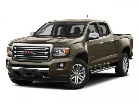 2016 GMC Canyon 2WD SLT Cyber Gray MetallicH2UJet Black V6 36L Automatic 12 miles To check a