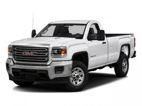 2016 GMC Sierra 3500HD GAZ V8 60L Automatic 8 miles The GMC Sierra 3500HD takes you to an unp