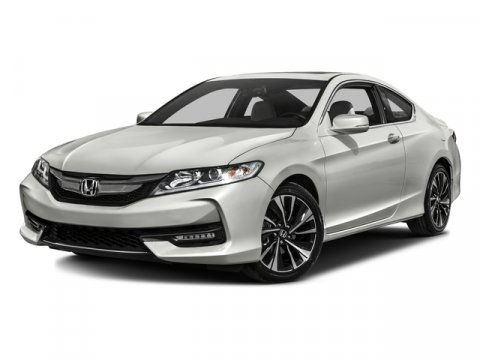 2016 Honda Accord Coupe EX-L White Orchid PearlBLKIVORY LTH-TRIM V4 24 L Variable 4 miles
