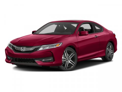2016 Honda Accord Coupe Touring Modern Steel Metallic V6 35 L Automatic 3 miles  MODERN STEEL